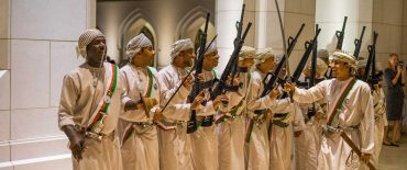 Canva - Oman, Opera, Guard, Tradition, Middle East, Singing